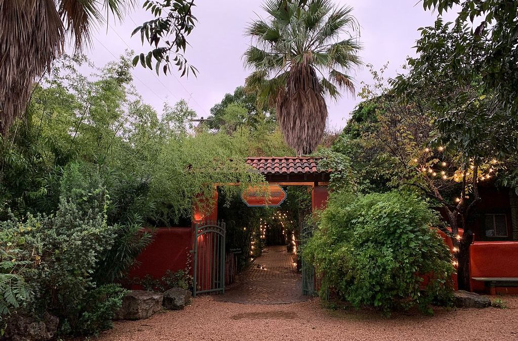 Casa de Luz, an Organic Austin Landmark
