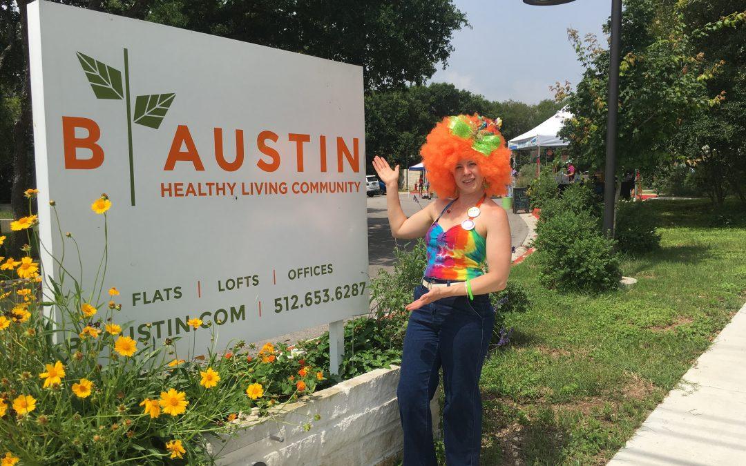 B-Austin Market Days!